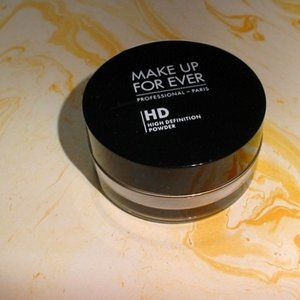 MAKE UP FOR EVER New HD MicroFinish Powder 0.14 oz